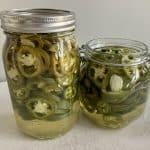 2 jars of Pickled Jalapeños Recipe