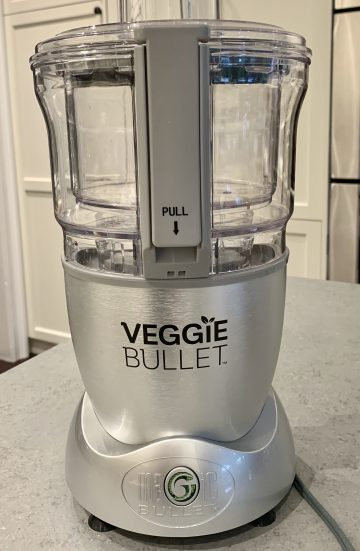 Veggie Bullet pictured