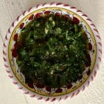 Chimichurri Sauce Recipe in a bowl