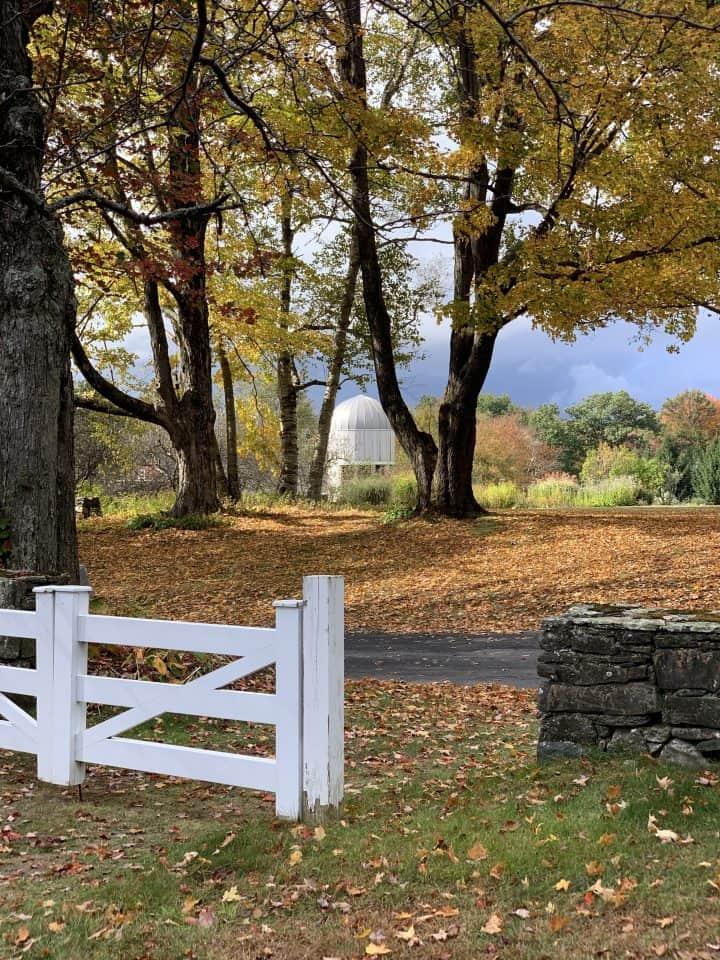 Autumn at Winvian Farms