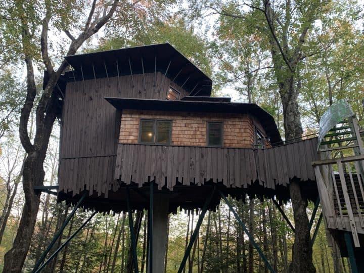 Winvian Farms Treehouse