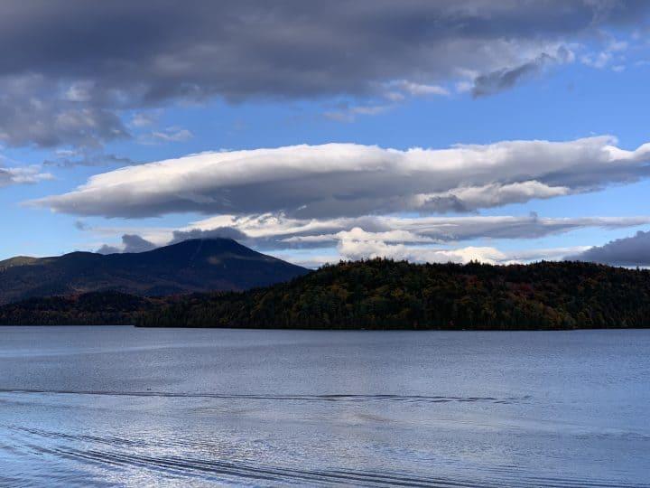 Lake Placid Sky